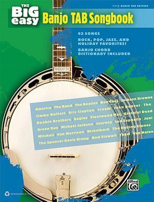 The Big Easy Banjo Tab Songbook