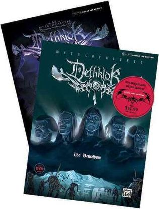 Dethklok 2 Volume Set