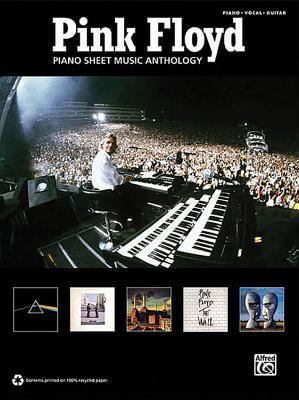 Pink Floyd: Piano Sheet Music Anthology