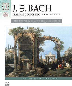 J. S. Bach: Italian Concerto for the Keyboard