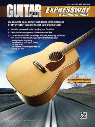 Guitar World -- Expressway to Acoustic Rock