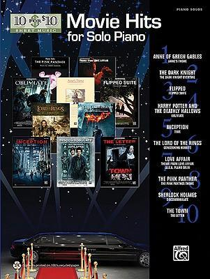 Movie Hits for Solo Piano