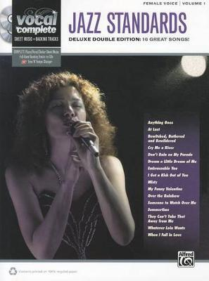 Jazz Standards: Female Voice, Volume 1