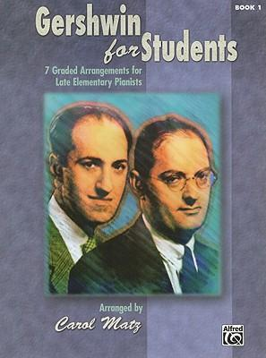 Gershwin for Students, Book 1