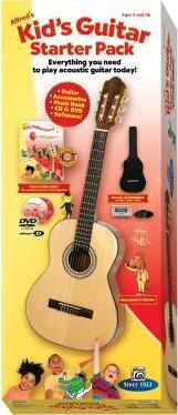 Alfred's Kid's Guitar Course Starter Pack (Acoustic Edition)