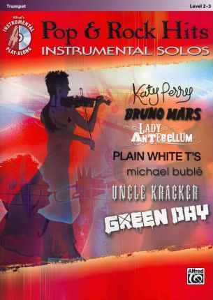 Pop & Rock Hits Instrumental Solos, Trumpet