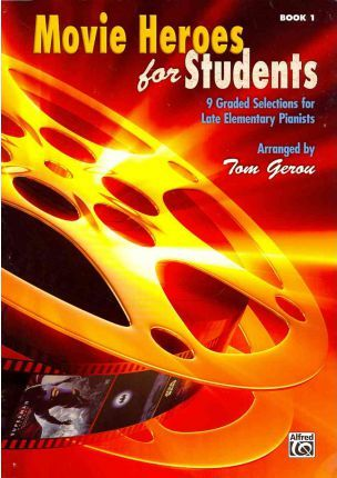Movie Heroes for Students, Bk 1