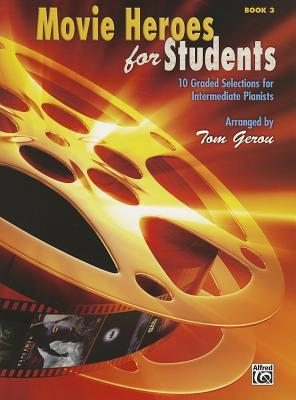 Movie Heroes for Students, Bk 3