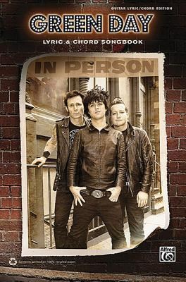 Green Day Lyric & Chord Songbook