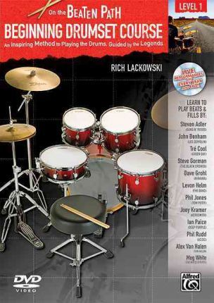 On the Beaten Path -- Beginning Drumset Course, Level 1