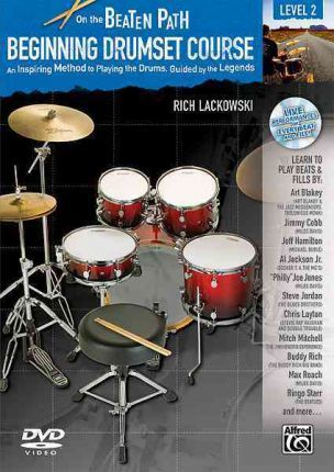 On the Beaten Path -- Beginning Drumset Course, Level 2
