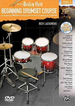Beginning Drumset Course, Level 3