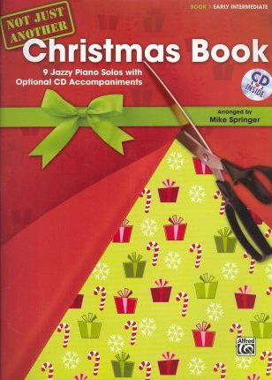 Not Just Another Christmas Book, Book 1, Early Intermediate