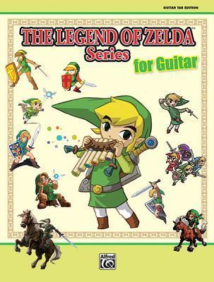 The Legend of Zelda Series for Guitar