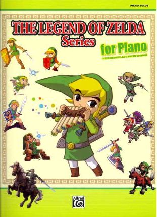 The Legend of Zelda Series for Piano