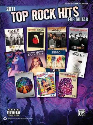 Top Rock Hits for Guitar