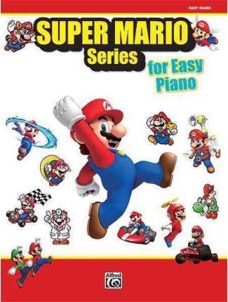 Super Mario for Piano