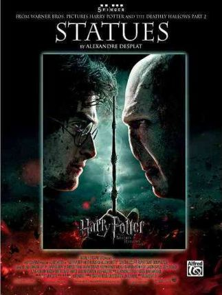 Statues from Harry Potter and the Deathly Hallows, Part 2: 5 Finger