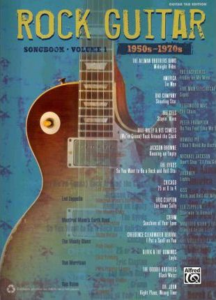 The Rock Guitar Songbook, Volume 1