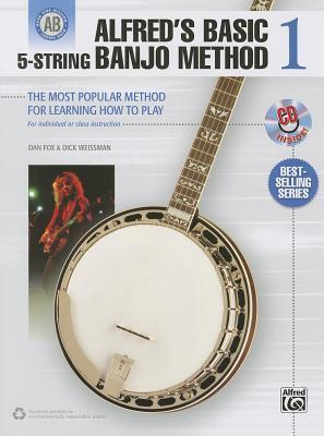 Alfred's Basic 5-String Banjo Method