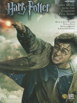 Harry Potter : Sheet Music from the Complete Film Series: Piano Solos