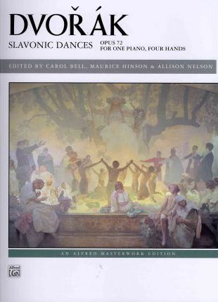 Dvork -- Slavonic Dances, Op. 72