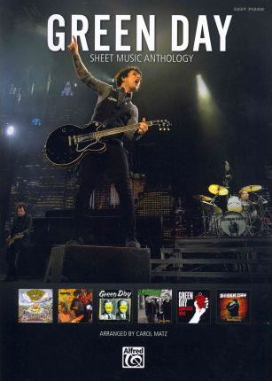 Green Day Sheet Music Anthology