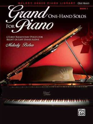 Grand One-Hand Solos for Piano, Bk 1
