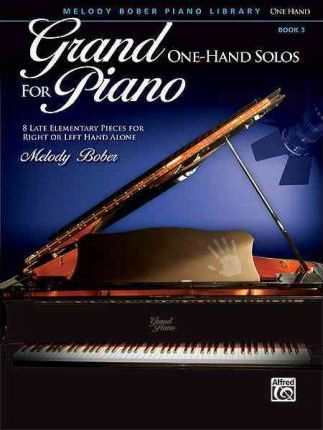Grand One-Hand Solos for Piano, Bk 3