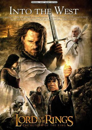 Into the West (from the Lord of the Rings -- The Return of the King)