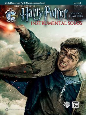 Harry Potter Instrumental Solos for Strings : Violin, Book & CD
