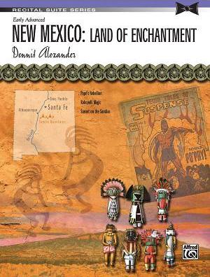 New Mexico -- Land of Enchantment