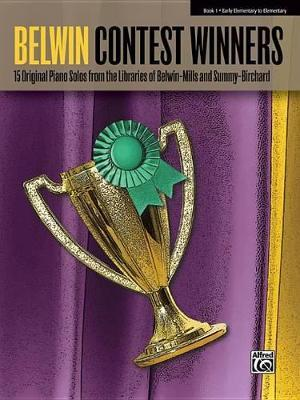 Favorite Contest Winners -- Summy-Birchard & Belwin, Bk 1