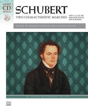 Schubert -- Two Characteristic Marches, Op. 121, D. 886