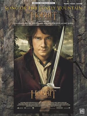 Song of the Lonely Mountain from the Hobbit: An Unexpected Journey