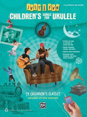 Children's Songs for Ukulele