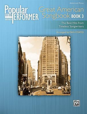 Popular Performer -- Great American Songbook, Bk 3