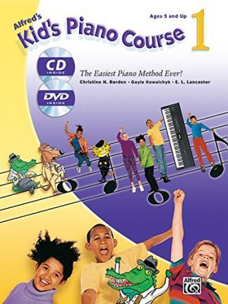 Alfred's Kid's Piano Course, Bk 1