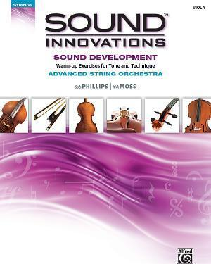 Sound Innovations: Advanced String Orchestra, Viola