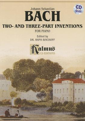Bach: Two- And Three-Part Inventions for Piano