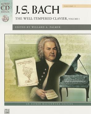 Bach -- The Well-Tempered Clavier, Vol 1
