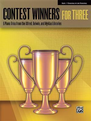 Contest Winners for Three, Bk 1