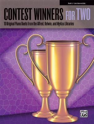 Contest Winners for Two, Book 5