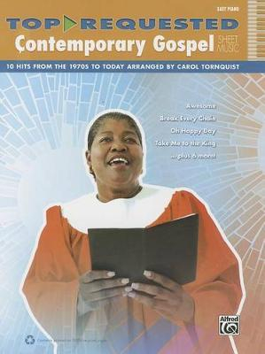 Top-Requested Contemporary Gospel Sheet Music: Easy Piano