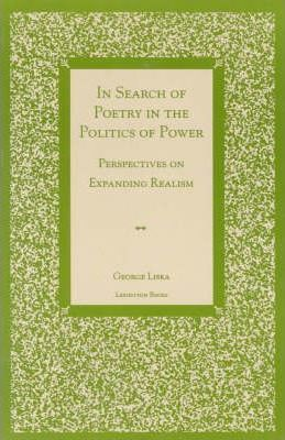 In Search of Poetry Politics CB