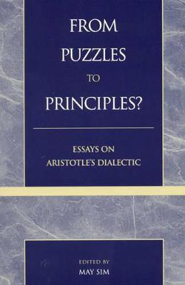 From Puzzles to Principles?