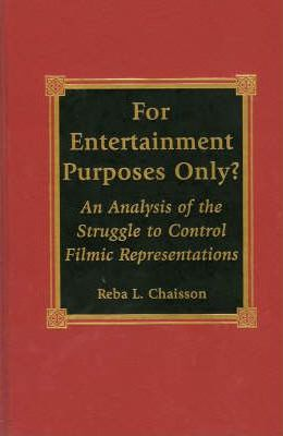 For Entertainment Purposes Only?