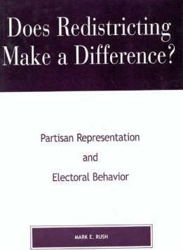 Does Redistricting Make a Difference