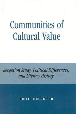Communities of Cultural Value