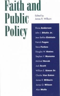 Faith and Public Policy